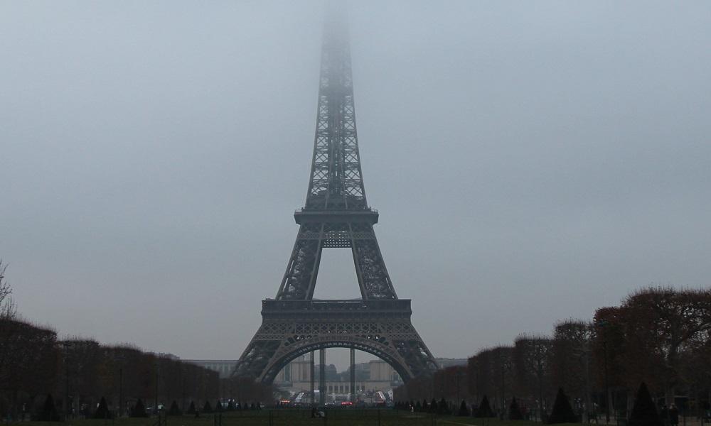 Paris – on y va!