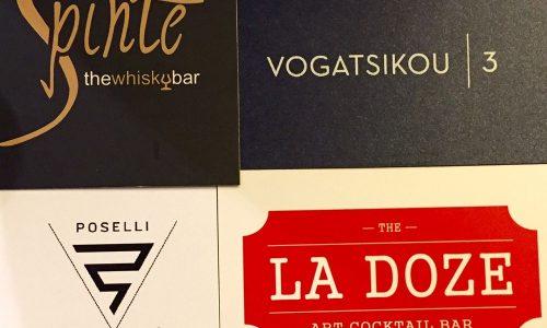 Bar Crawling in Thessaloniki
