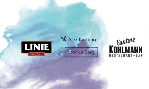 Alex Kratena & Monica Berg at Kantine Kohlmann