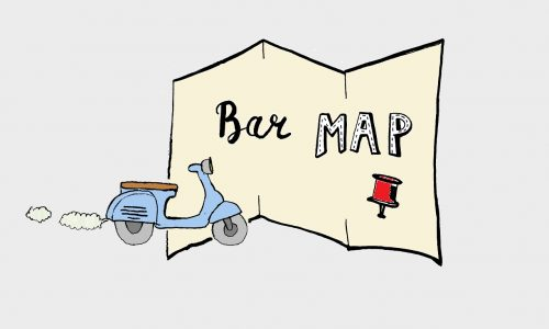 My personal Bar Maps