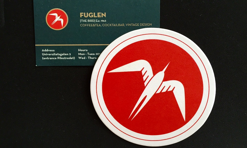 Fuglen – Coffee Shop by day and a cocktail bar by night
