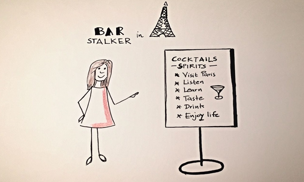 Cocktails Spirits in Paris