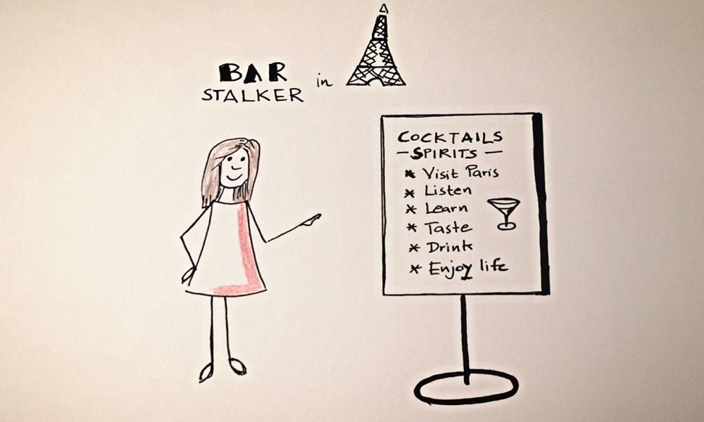 Cocktails Spirits in Paris