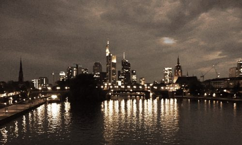 The Kinly und Roomers – ein berauschender Ausflug nach Frankfurt