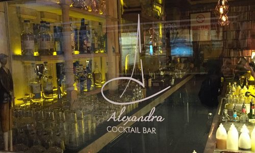 Alexandra Cocktail Bar – Mein persönliches Highlight