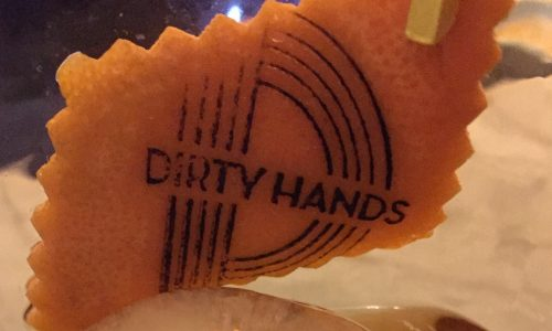 Dirty Hands – Cocktails und Streetfood