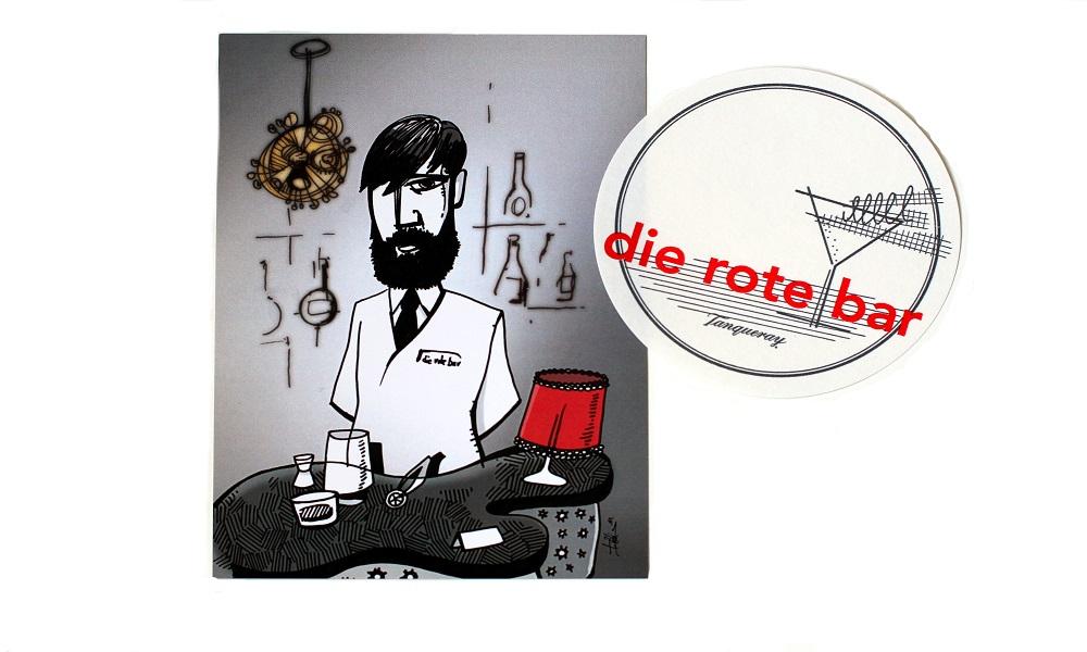 Die Rote Bar in Frankfurt – ein kurzer Besuch
