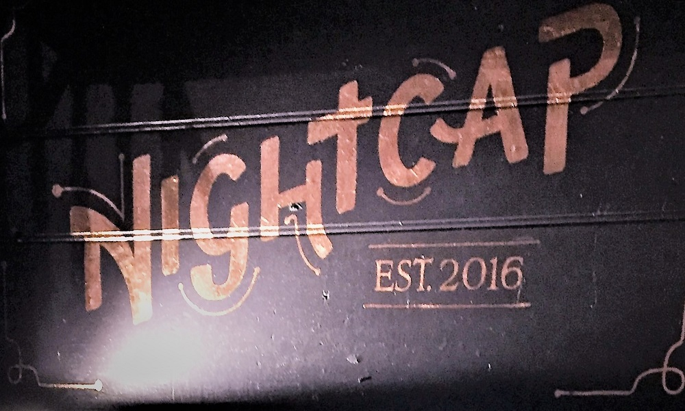 Nightcap – a cosy rabbit hole with cocktails and food