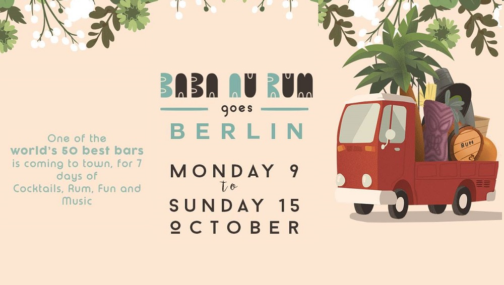 Baba Au Rum Pop Up – A dream becomes reality