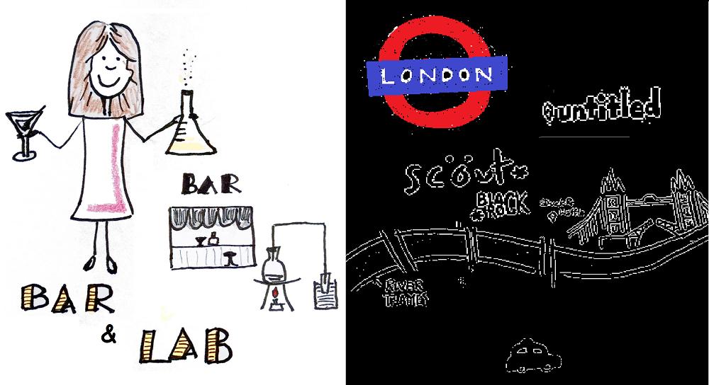 London – High tech equipment for better drinking