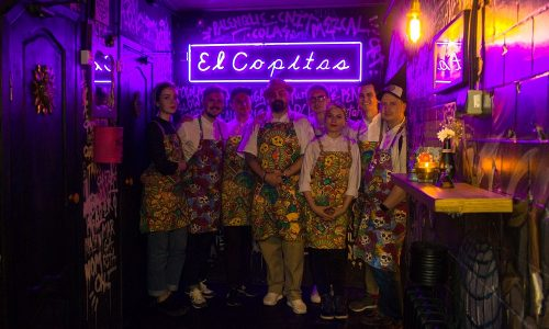 El Copitas – Follow the rabbits