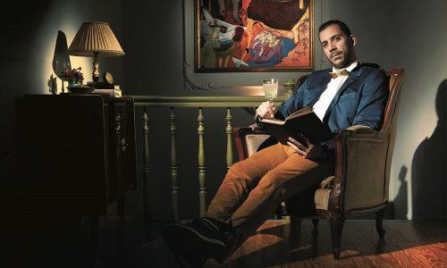 Alexander Sourbatis booked a one-way ticket to Frankfurt
