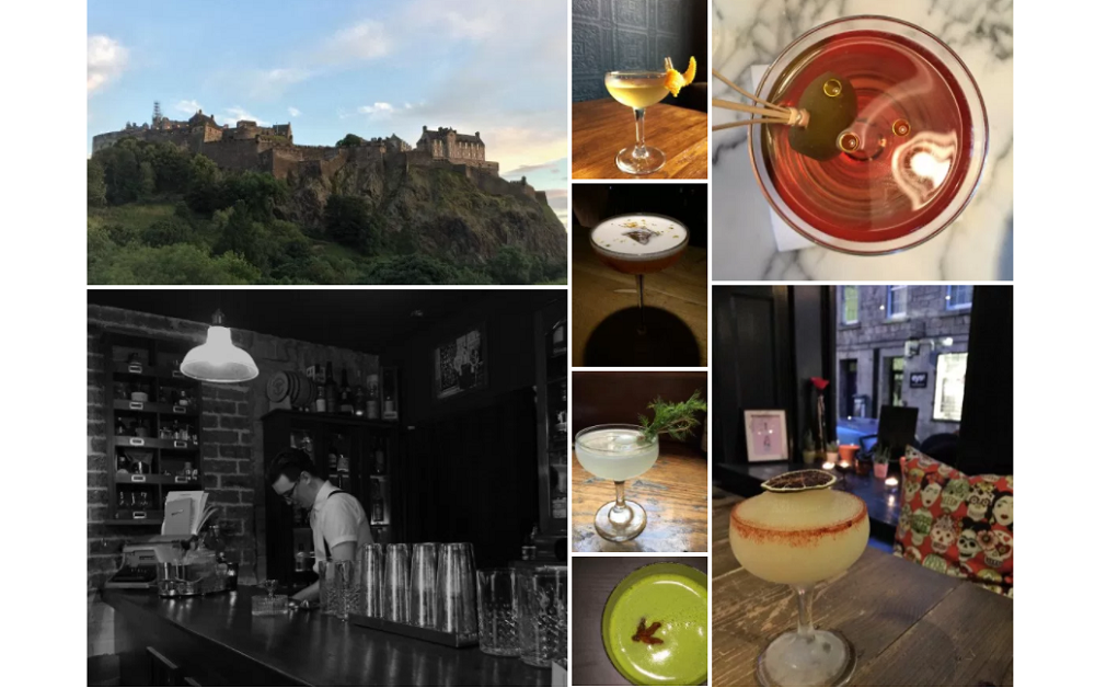 My favourite not-to-be-missed bars in Edinburgh