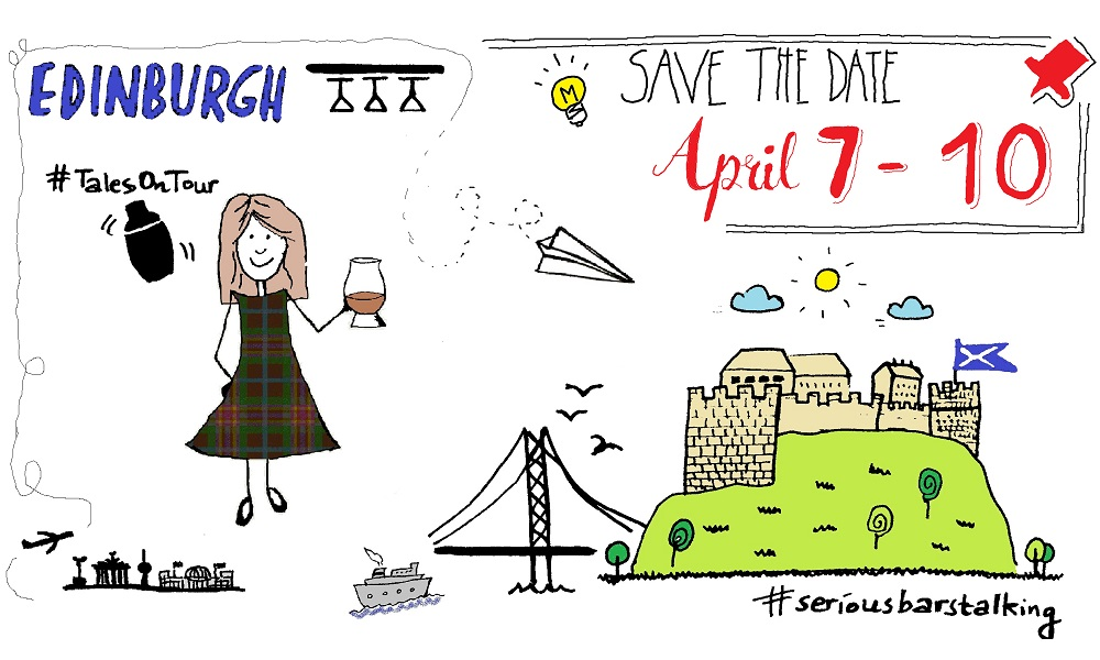 Tales on Tour in Edinburgh – Save the Date