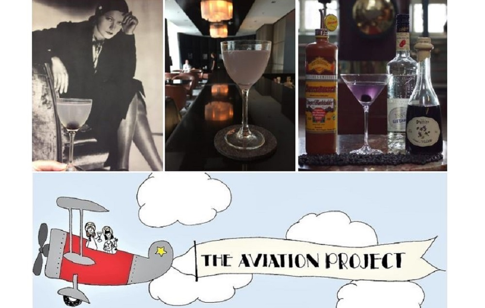 The Aviation Project – Bar am Steinplatz can do without Gin