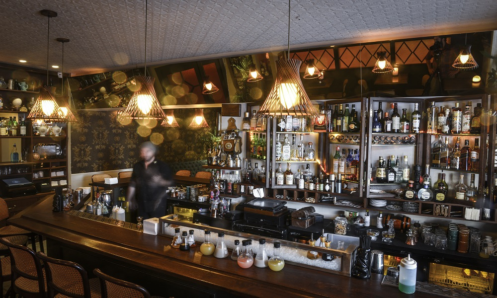 Imperial Craft Cocktail Bar – Cocktail Safari in Tel Aviv