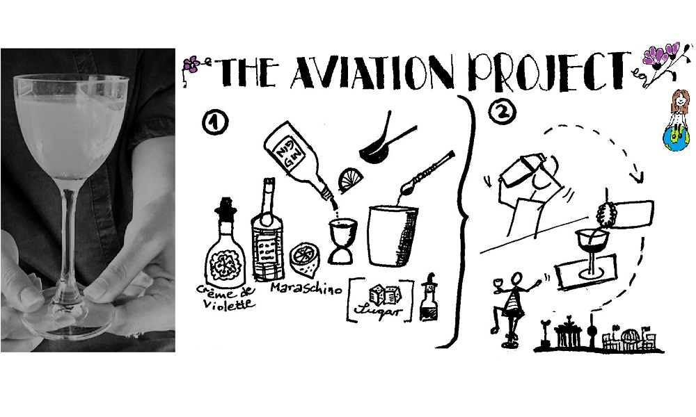 The Aviation Project – Last episode of my floral affair