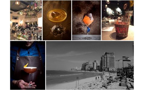 My favourite not-to-be-missed bars in Tel Aviv