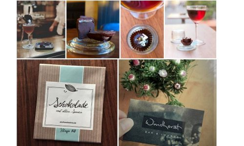 Cocktails, Chocolate and Creativity – The New Menu at Windhorst