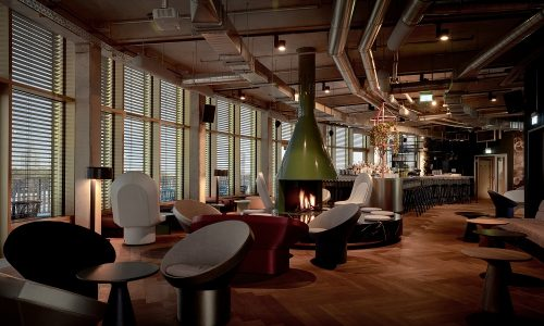 Monkey Bar Cologne 🐒 – Has landed on the 25hours Hotel The Circle