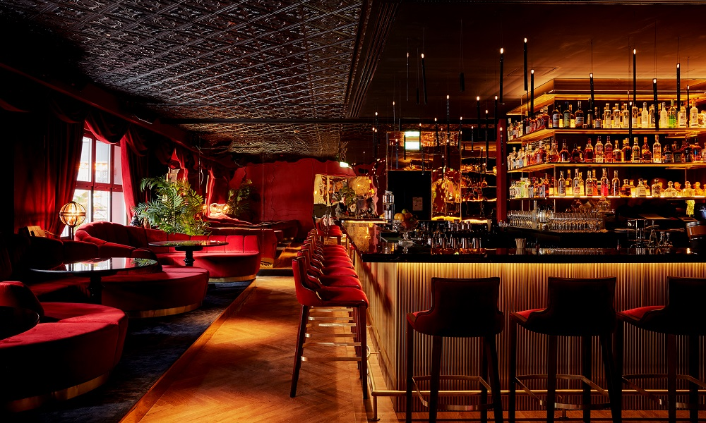 Provocateur Bar has given its cocktail menu a new shake up