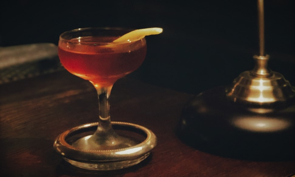 The Everleigh – Classic Cocktails from the Golden Era