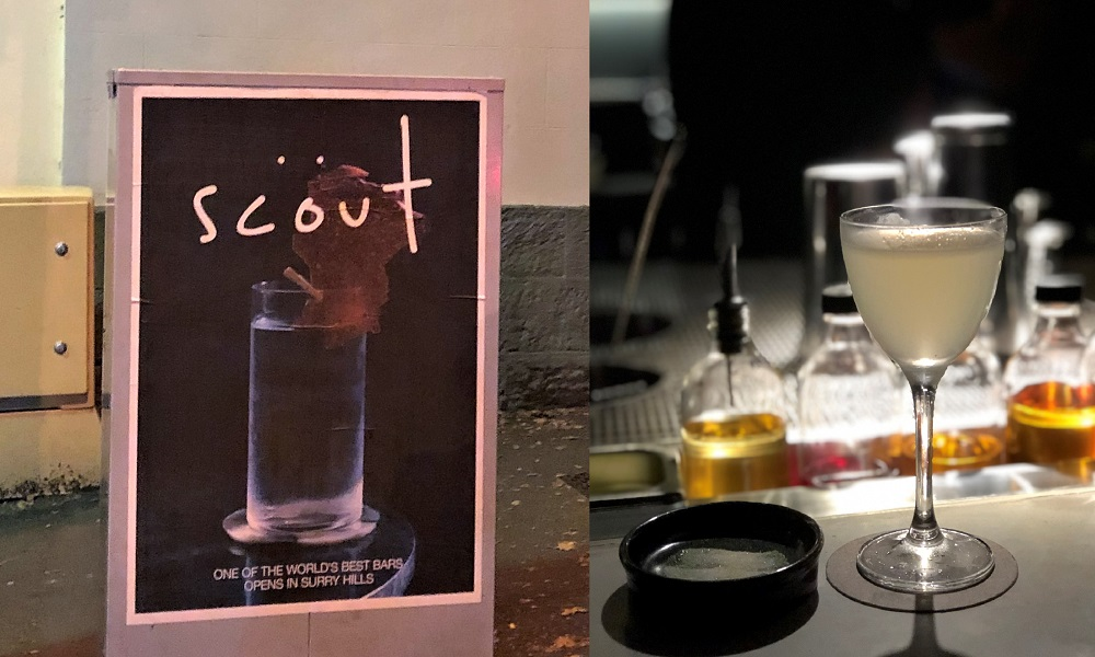 Scout – One of the Best Bars in the World has opened in Sydney