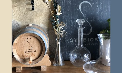 Symbiose – Symbiosis between kitchen and bar