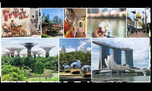 Singapur – Eine Stadtführung in flüssiger Form