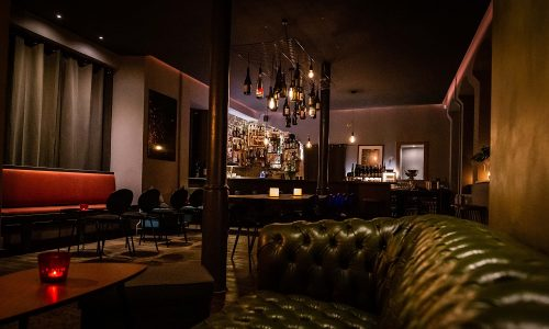 Einraum Cocktail & Wein Bar – Living room feel-good atmosphere in Worms