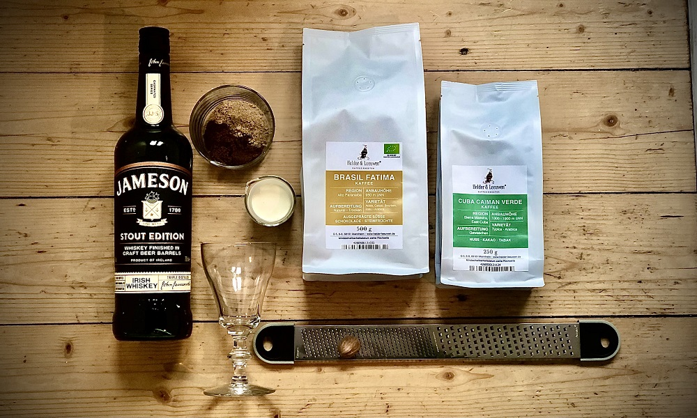 The Irish Coffee Project – Mastering Irish Coffee at home