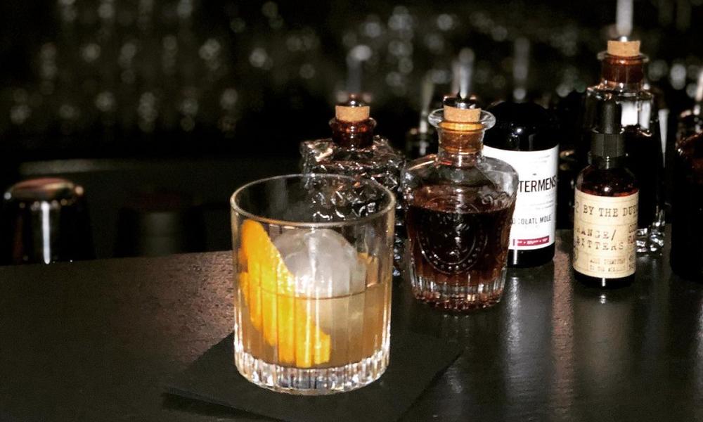 Old Fashioned Cocktailbar – Speakeasy Ambiente in Heilbronn